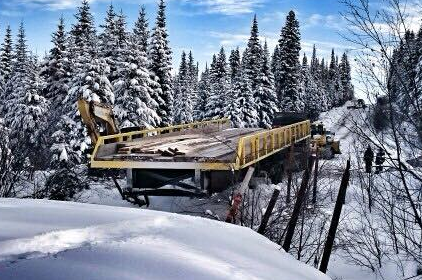portable bridges alberta